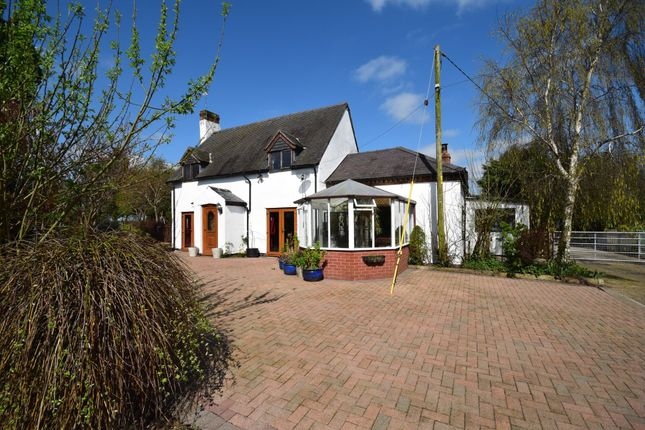Thumbnail Detached house for sale in Lighteach Road, Prees, Whitchurch