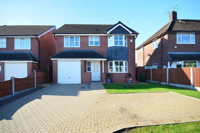 Thumbnail Detached house for sale in Uttoxeter Road, Blythe Bridge
