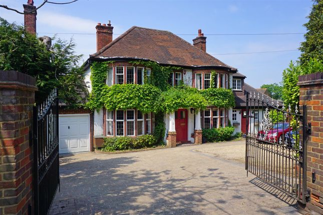 Thumbnail Detached house for sale in Walsworth Road, Hitchin
