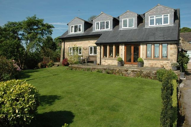 Thumbnail Detached house for sale in Uppertown, Ashover, Derbyshire