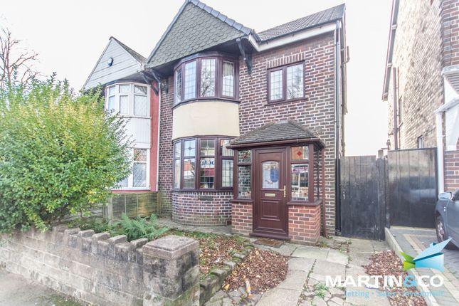 Semi-detached house in  Devonshire Road  Smethwick  Birmingham