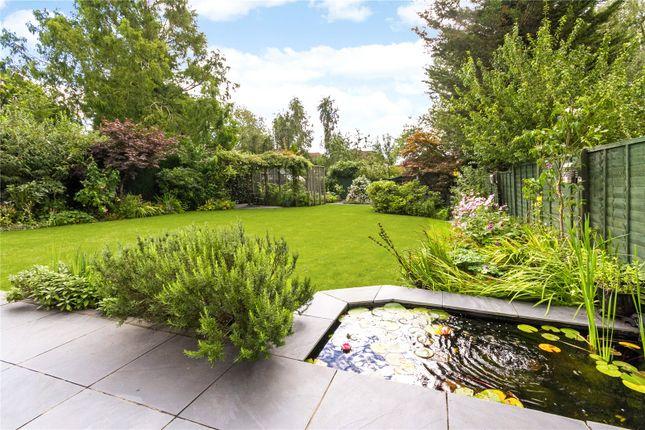 Garden of Broadwood Avenue, Ruislip, Middlesex HA4
