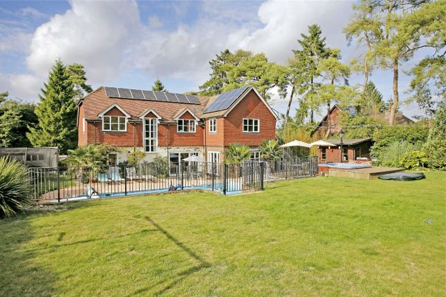 Thumbnail Detached house to rent in Littleton, Winchester, Hampshire