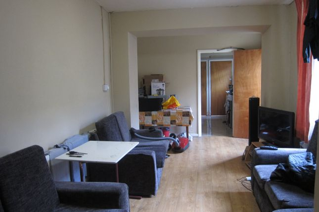 Thumbnail Property to rent in Niagra Street, Treforest, Pontypridd