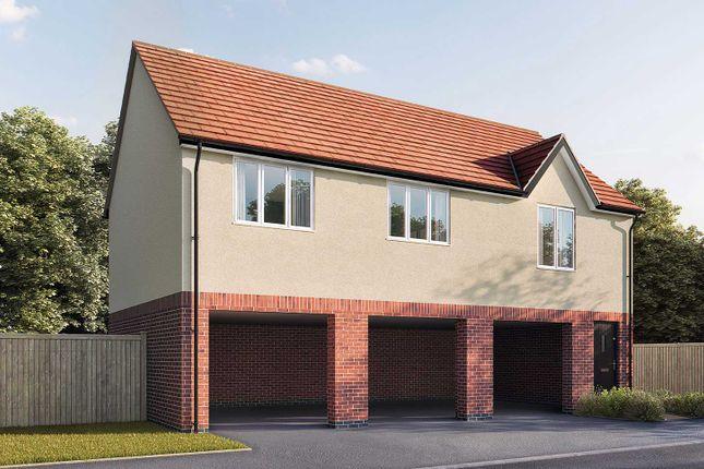 "2 bed property for sale in ""The Oakley"" at Holden Close, Biddenham, Bedford MK40"