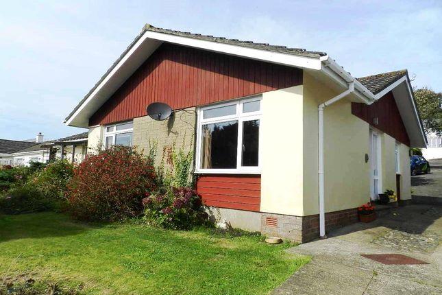 Thumbnail Detached bungalow for sale in Carwinion, Kiln Park, Burton, Milford Haven