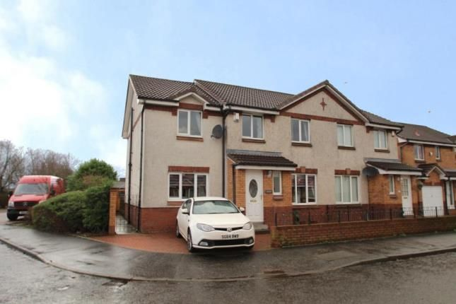Thumbnail Semi-detached house for sale in Allen Way, Renfrew, Renfrewshire