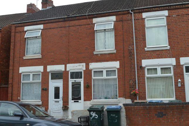 Terraced house in  Ransom Road  Foleshill  Coventry  Birmingham