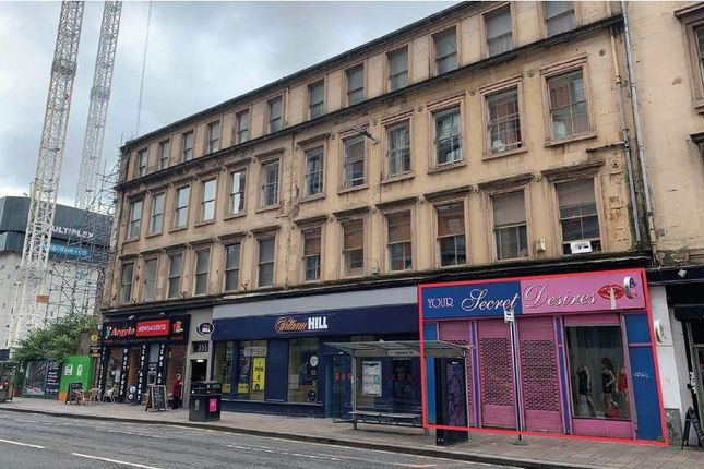 Thumbnail Retail premises to let in 359 Argyle Street, Glasgow