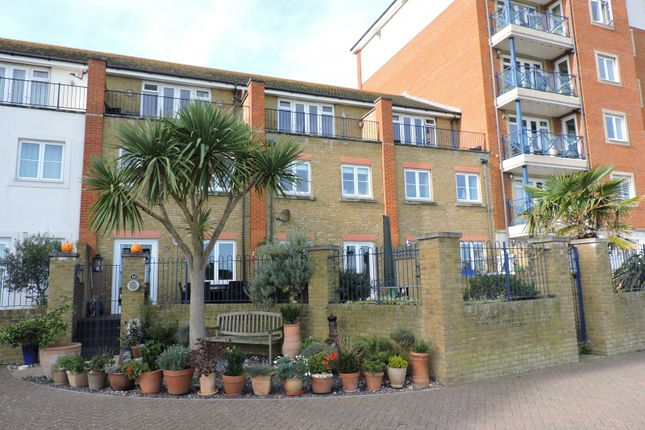 Thumbnail Terraced house to rent in San Juan Court, Eastbourne