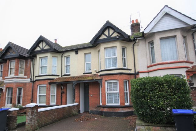 Thumbnail Terraced house to rent in Kingsland Road, Broadwater, Worthing