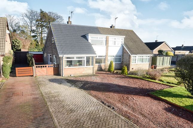 Thumbnail Semi-detached house for sale in The Paddock, York