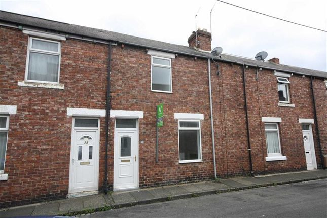 Thumbnail Terraced house to rent in Poplar Street, Chester Le Street, County Durham