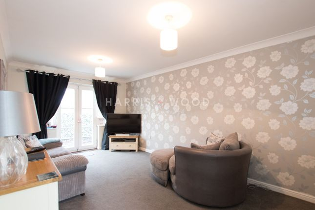 Thumbnail Flat for sale in Springham Drive, Colchester