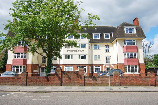Thumbnail 1 bed flat to rent in Springfield Court, Springfield Road, Kingston Upon Thames