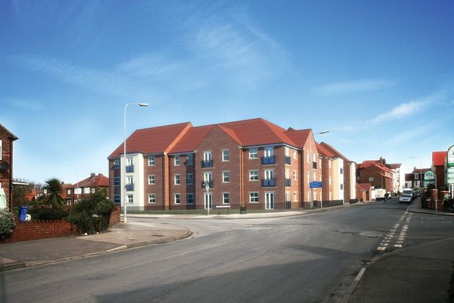 Thumbnail Flat to rent in Cloisters Mews, Old Town, Bridlington, East Riding Of Yorkshire