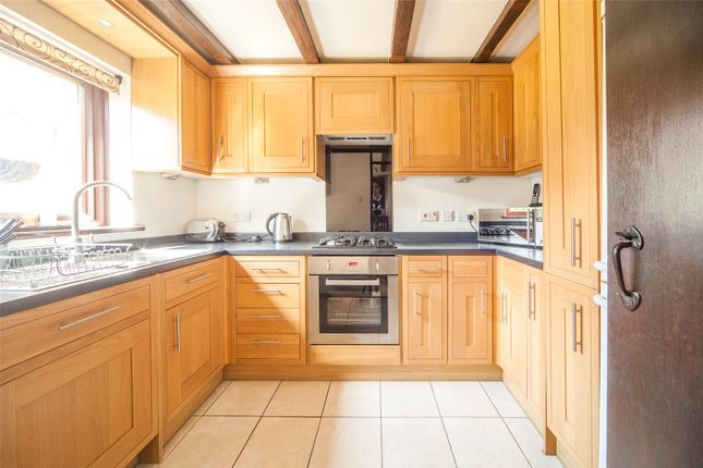 Thumbnail Semi-detached house for sale in Heritage Drive, Darland, Gillingham, Kent