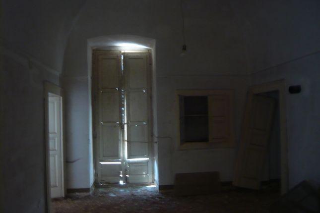 Internal of Masseria Cavallerizza, Monopoli, Puglia, Italy