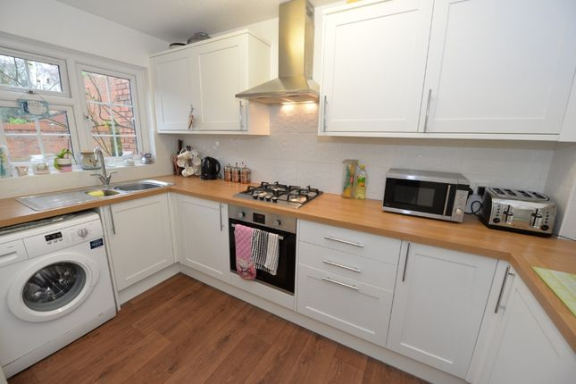 Thumbnail Terraced house for sale in Monmouth Close, Southampton