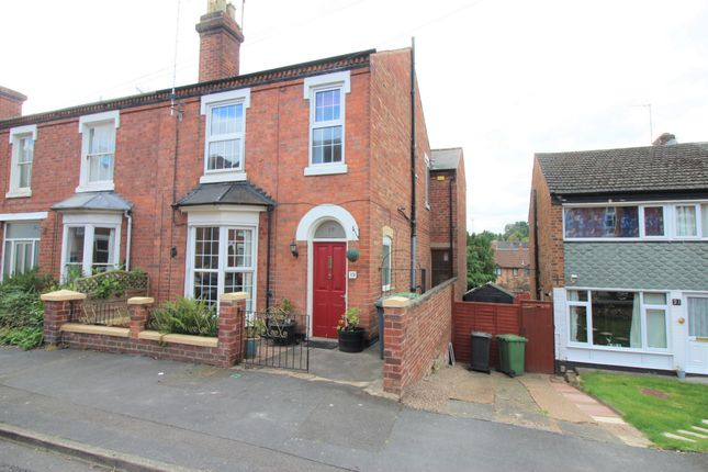 4 bed terraced house to rent in Brook Street, Kidderminster DY11