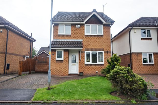 Thumbnail Detached house for sale in Larks Rise, Manchester