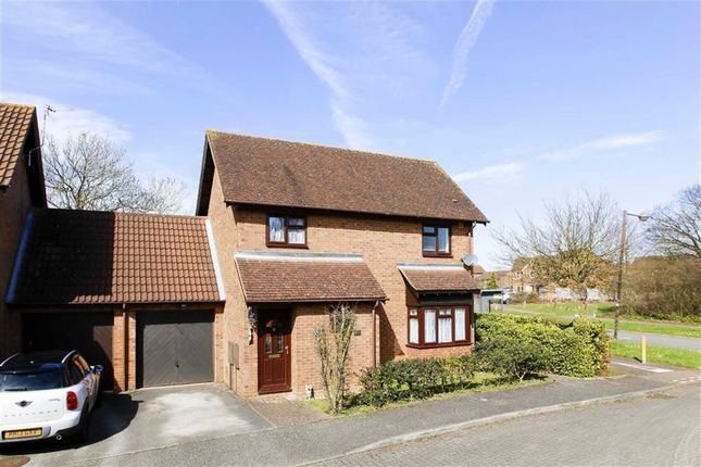 Thumbnail Property for sale in Isaacson Drive, Wavendon Gate, Milton Keynes