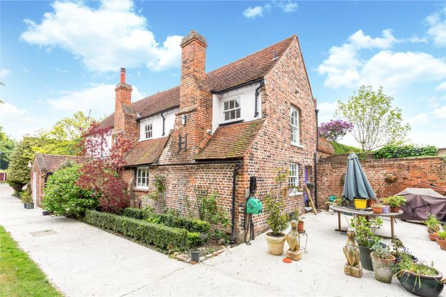 Thumbnail Detached house for sale in Hassenbrook Hall, Dunstable Road, Stanford-Le-Hope, Essex