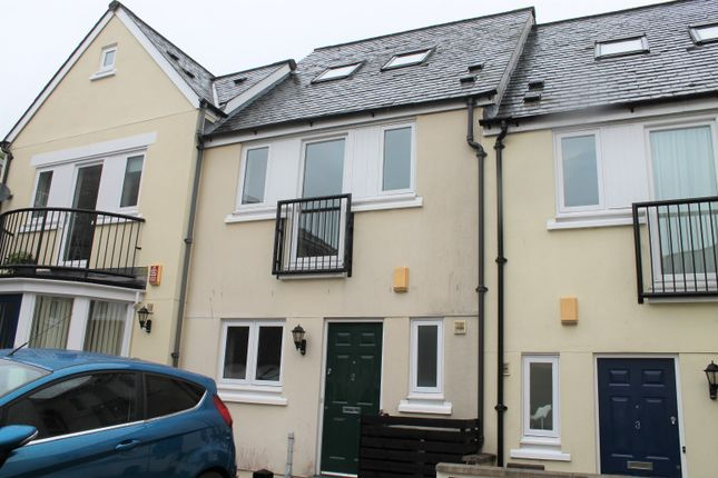Thumbnail Town house to rent in Grove Mews, Totnes