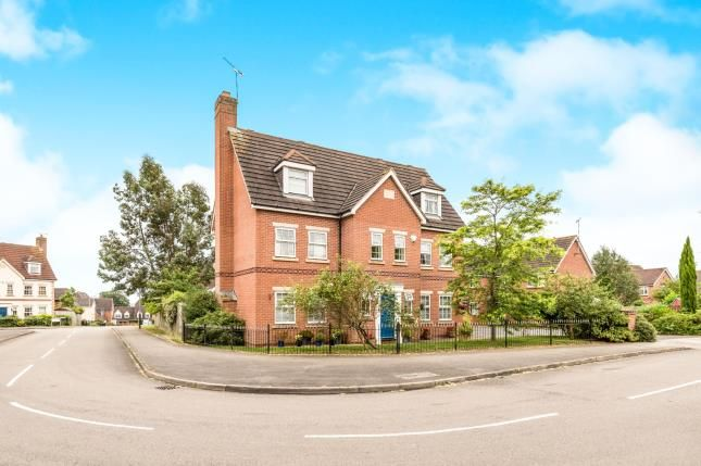 Thumbnail Detached house for sale in Pebworth Drive, Hatton, Warwick, .