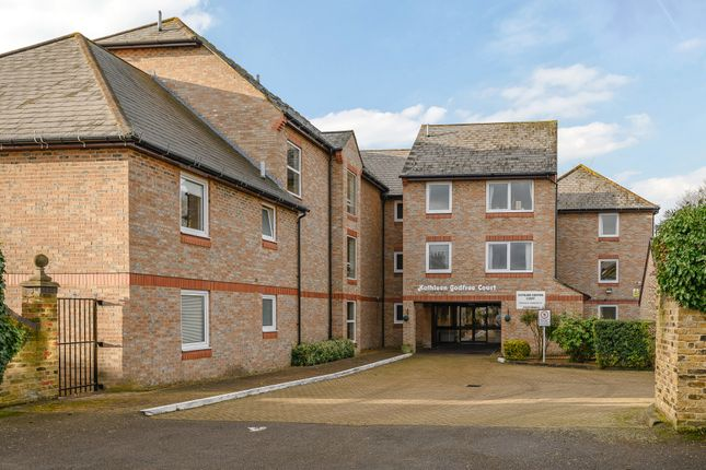 Thumbnail Flat for sale in Kathleen Godfree Court, Queens Road, London
