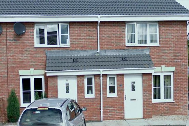 Thumbnail Terraced house to rent in Berryhill Crescent, Wishaw