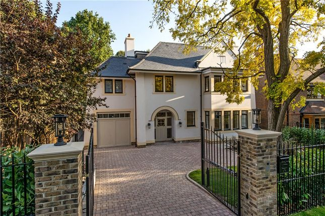 Detached house for sale in Ellerton Road, Wimbledon