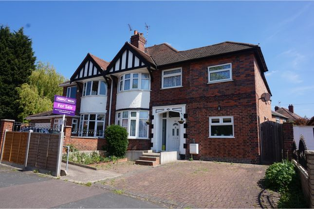 Thumbnail Semi-detached house for sale in Thurmaston Lane, Humberstone