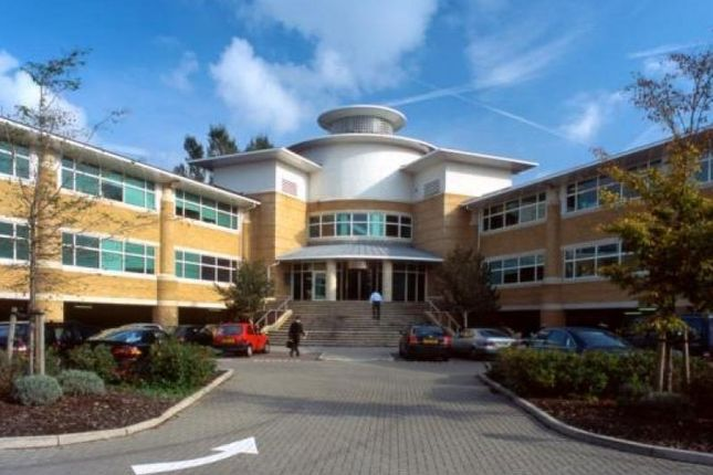 Thumbnail Office to let in Wellington Way, Brooklands Business Park, Weybridge