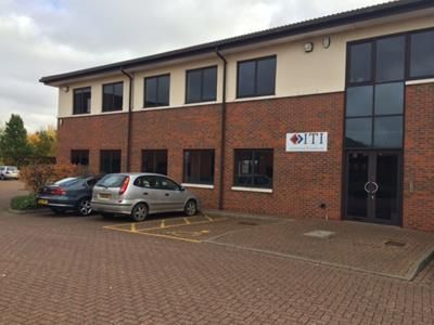 Thumbnail Office to let in Carisbrooke Court, Ground Floor, Office 4, Anderson Road, Swavesey, Cambridge