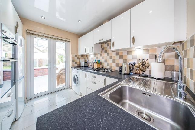 Kitchen of Chedworth Drive, Widnes, Cheshire WA8