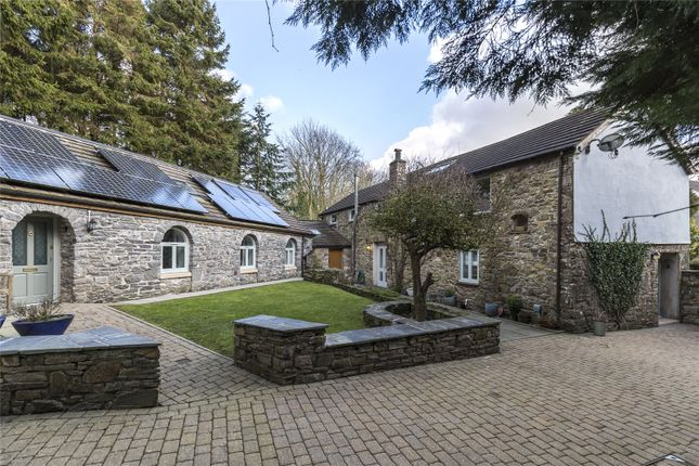 6 bed detached house for sale in The Barn, Crinow, Narberth, Pembrokeshire SA67