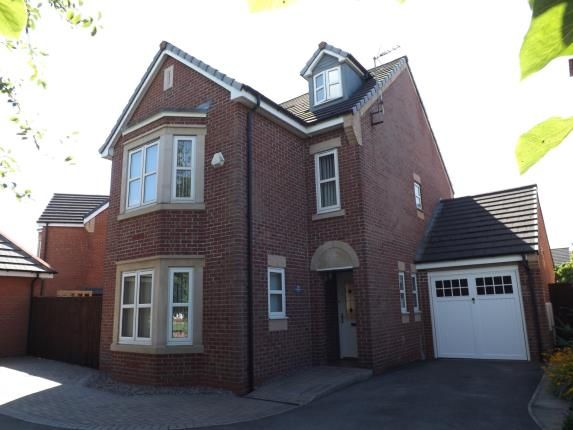 Thumbnail Detached house for sale in Hydrangea Way, St. Helens, Merseyside