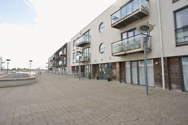 Thumbnail Flat for sale in The Colne, Waterside Marina, Brightlingsea
