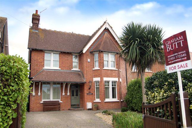 Thumbnail Semi-detached house for sale in Broadmark Lane, Rustington, Littlehampton