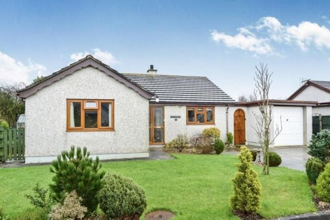 2 bed bungalow for sale in Mynydd Crafcoed, Llanddona, Anglesey LL58