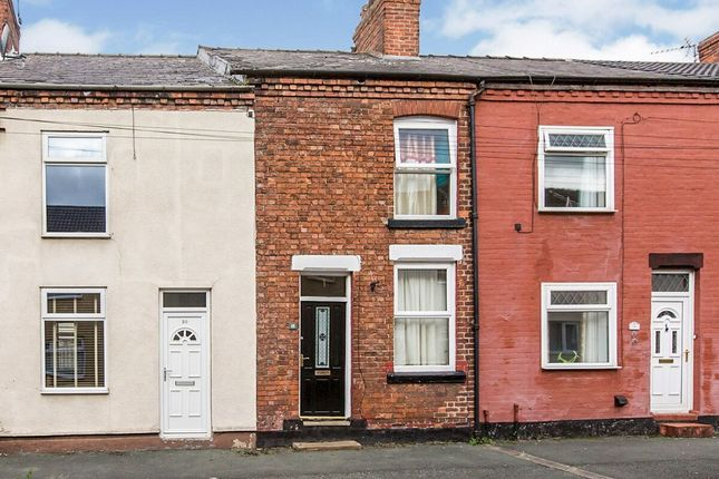 Thumbnail Terraced house to rent in Renshaw Street, Northwich