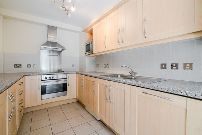 Thumbnail Terraced house to rent in Kreisel Walk, Kew, Richmond