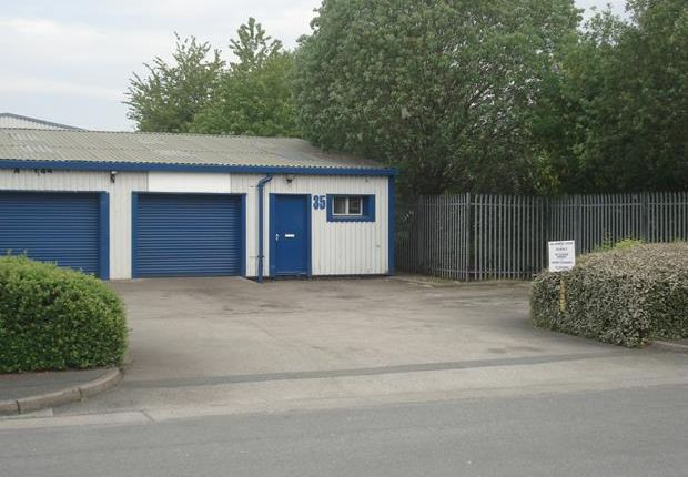 Thumbnail Light industrial to let in Unit 35, Engineer Park, Sandycroft