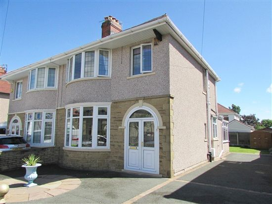 Thumbnail Property to rent in Lichfield Avenue, Bare, Morecambe
