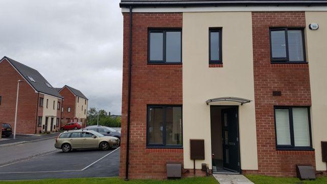 Thumbnail Semi-detached house to rent in Golwg Y Garreg Wen, Landore