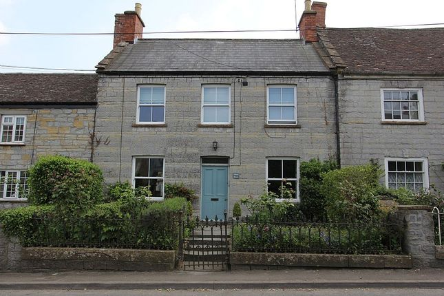 Thumbnail Terraced house for sale in High Street, Curry Rivel, Somerset