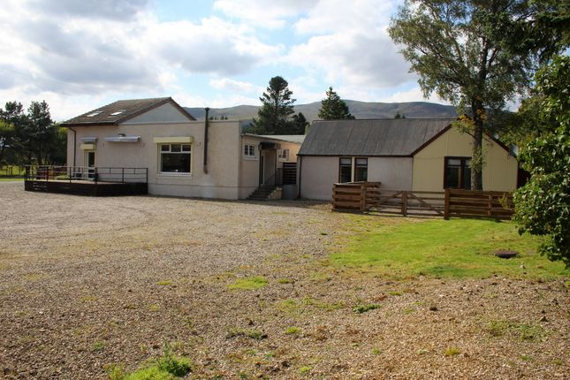 Thumbnail Leisure/hospitality for sale in Café & Bunkhouse, Station Road, Dalwhinnie, Cairngorm National Park