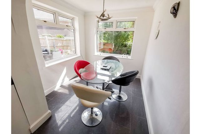 Dining Area of Sandpiper Road, Lordswood, Southampton SO16