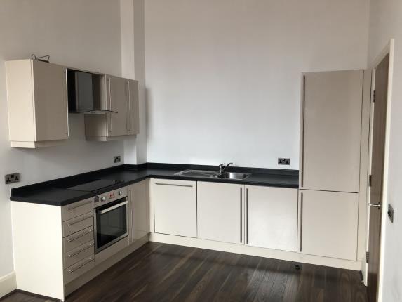 Kitchen/Living of Atlas Mill, Bentinck Street, Bolton, Greater Manchester BL1